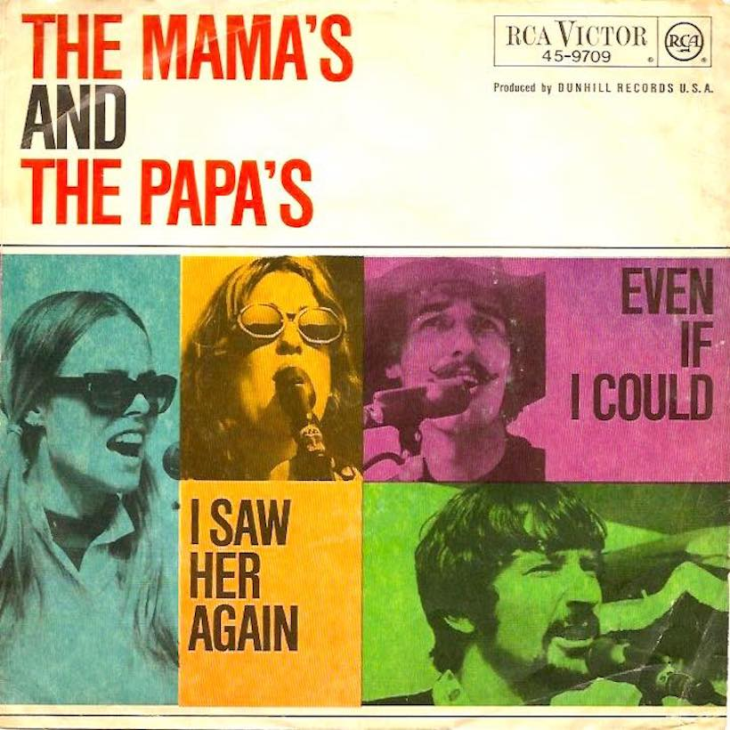Mamas & Papas I Saw her Again
