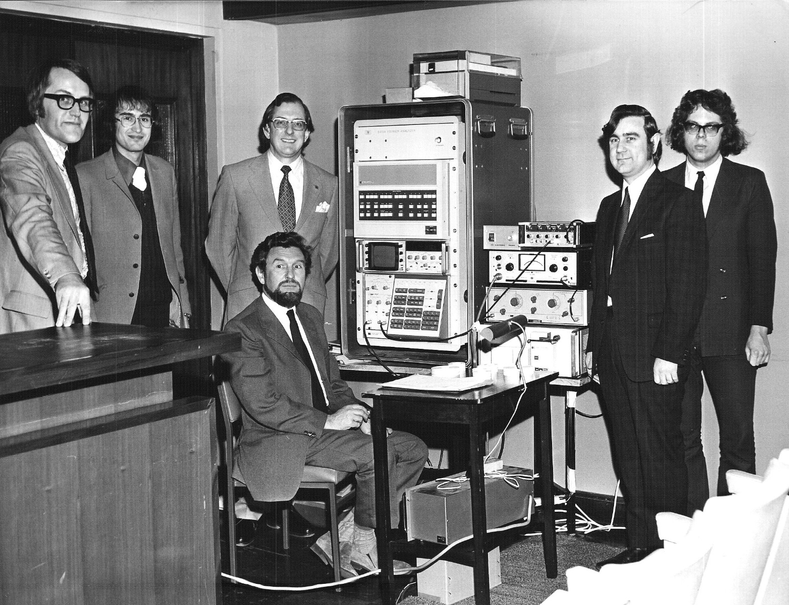 KEF Research Group - 1973