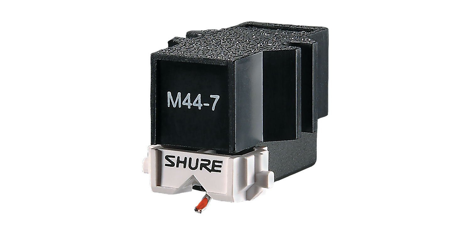 Shure M44-7 Phono Cartridge