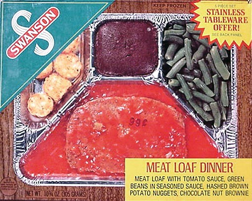 Swanson's Meatloaf Dinner