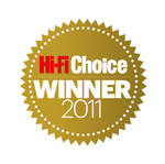 KEF Blade HiFi Choice Award