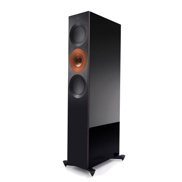 KEF Reference 3 Copper Black