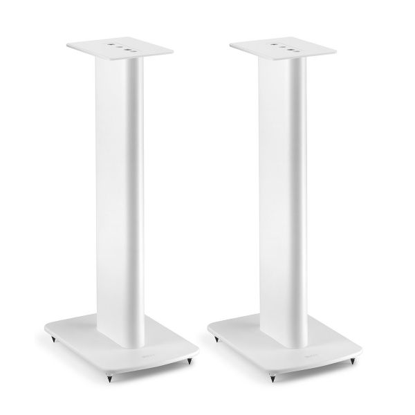 KEF Performance Speaker Stand White Pair