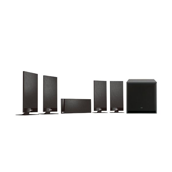 T100 Ultra Thin 5 1 Home Theater Surround Sound System | KEF Direct