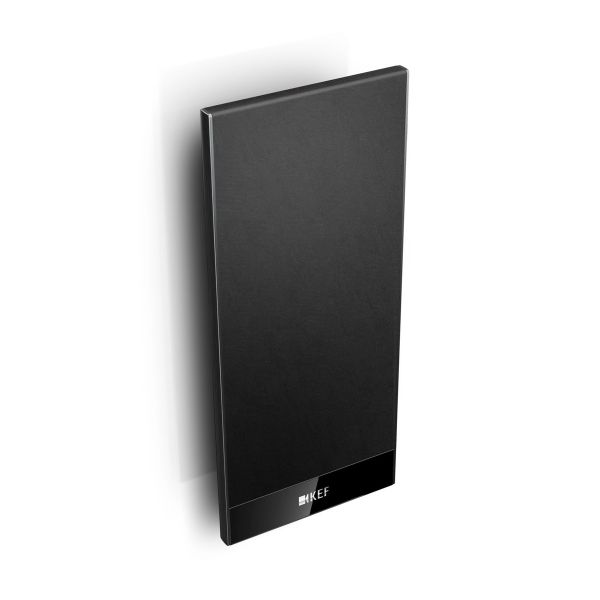 KEF T101 on wall speakers