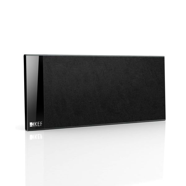 KEF T101c Center Channel Speaker Black