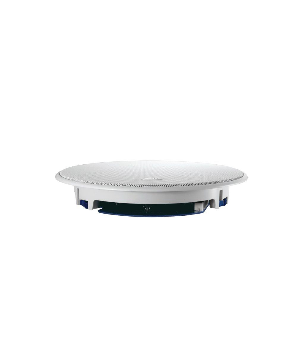 Ci160TR Shallow Depth In-Ceiling Speaker Side View With Grille