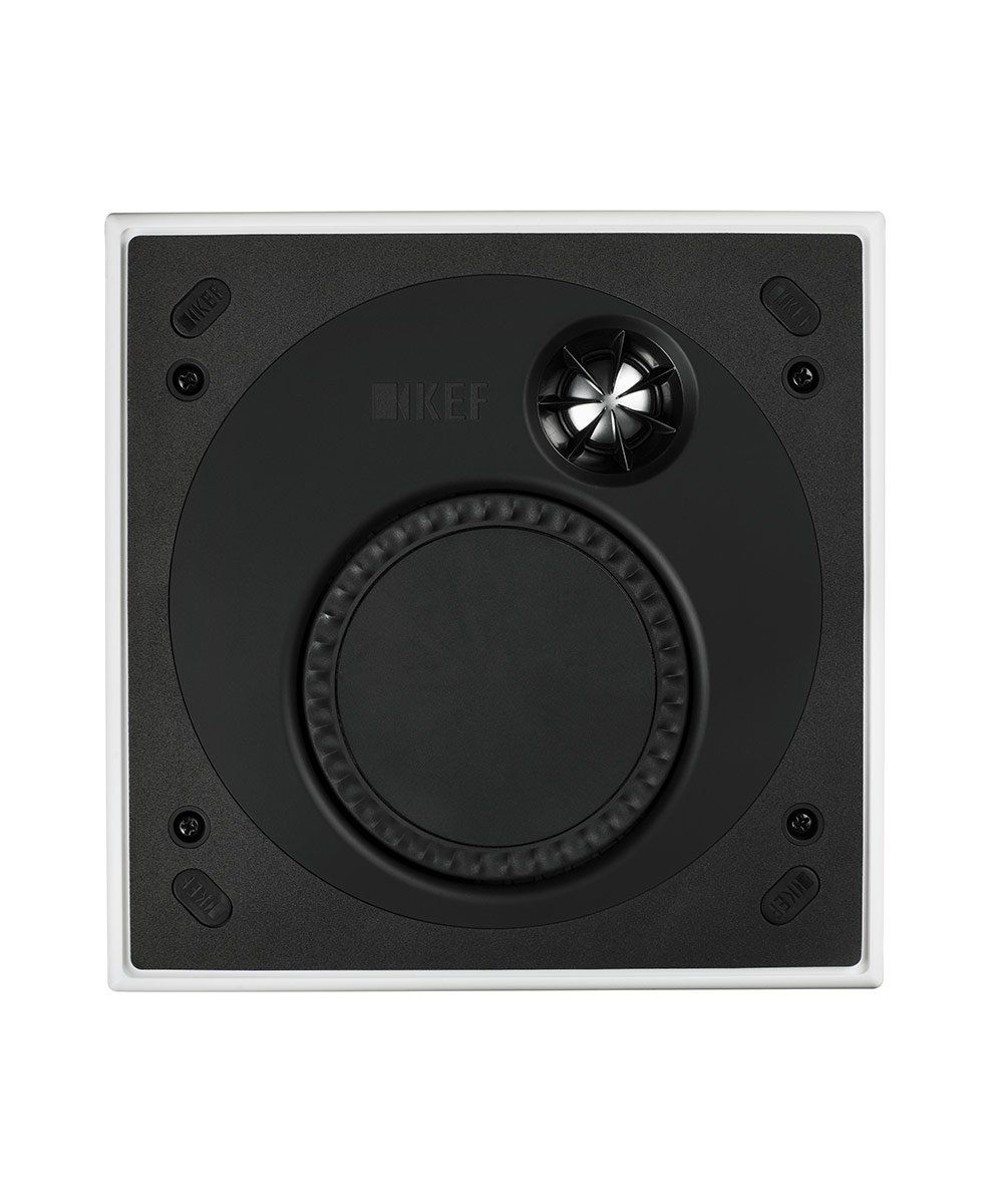 Ci160TS In-Wall Ultra Thin Speaker Front Forward | KEFDirect