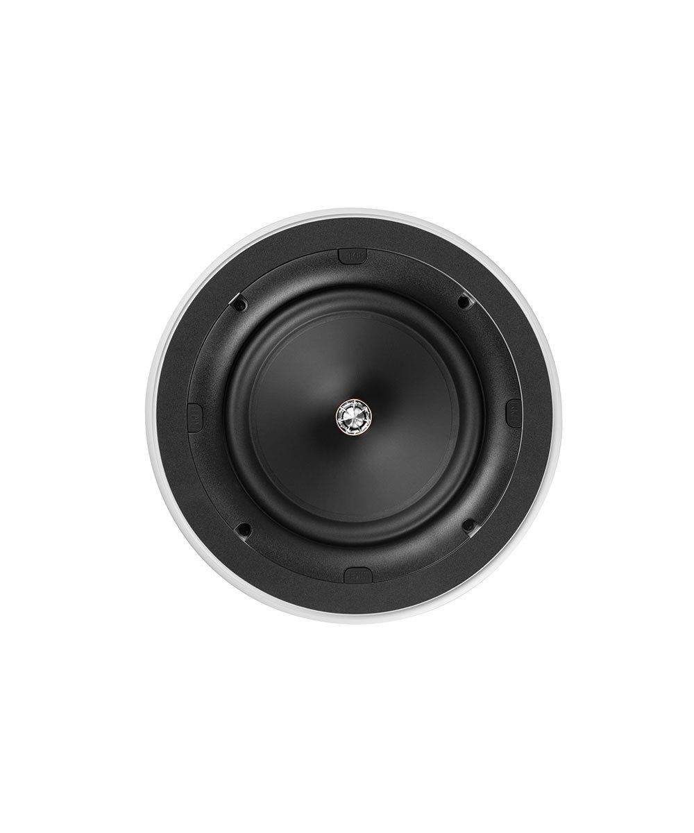 KEF Ci160.2CR Round In Wall/ Ceiling Speaker Front