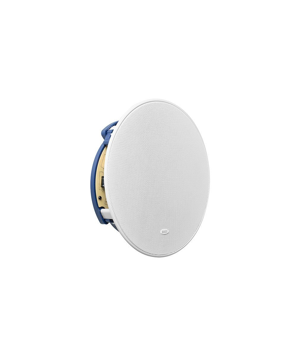 KEF Ci160.2CR Round In Wall/ Ceiling Speaker Side Front Grille