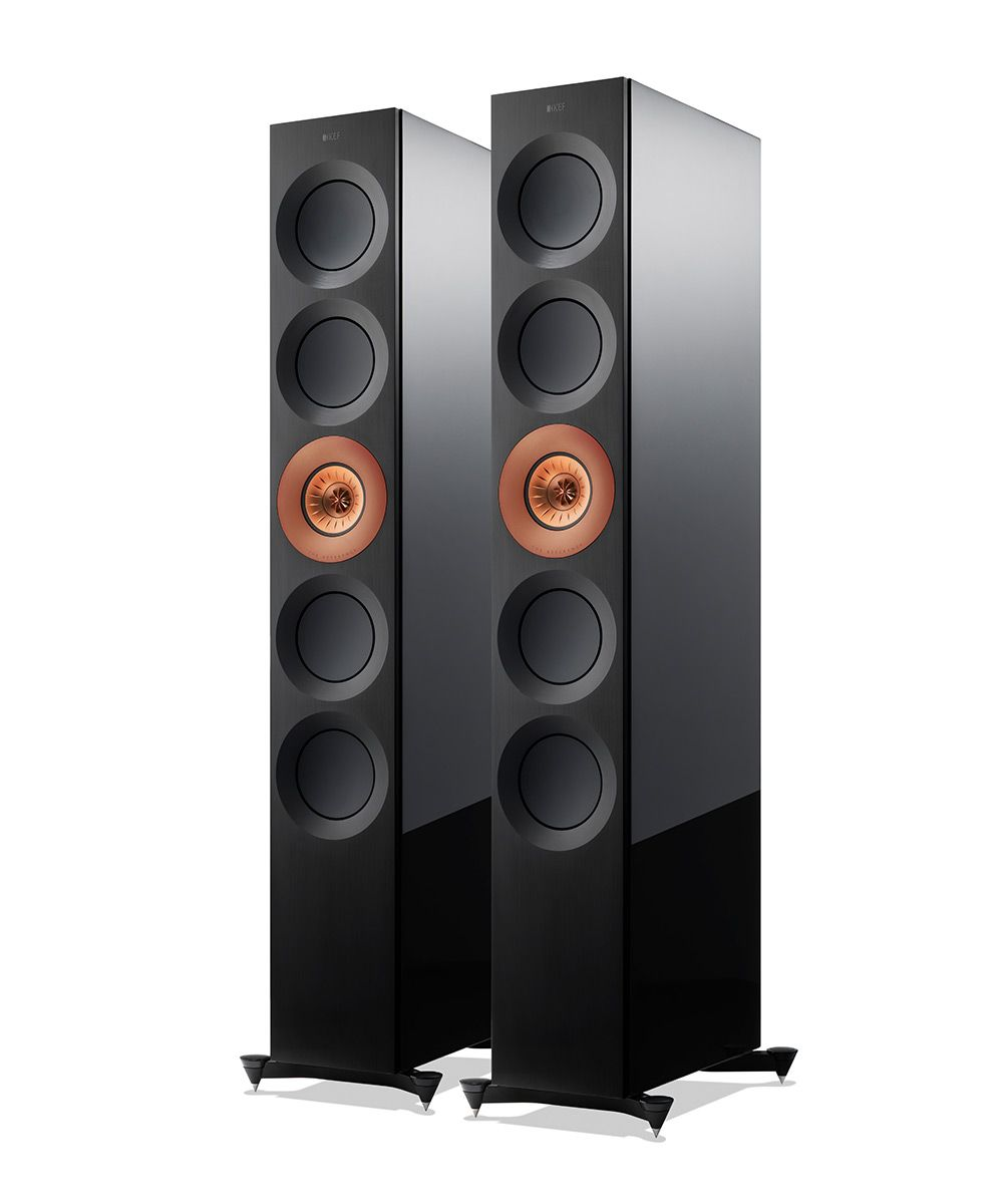KEF REFERENCE 5 Floorstanding speaker Copper Black