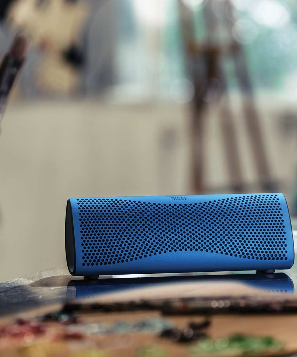 Muo Portable Bluetooth Speaker Artist | KEFDirect