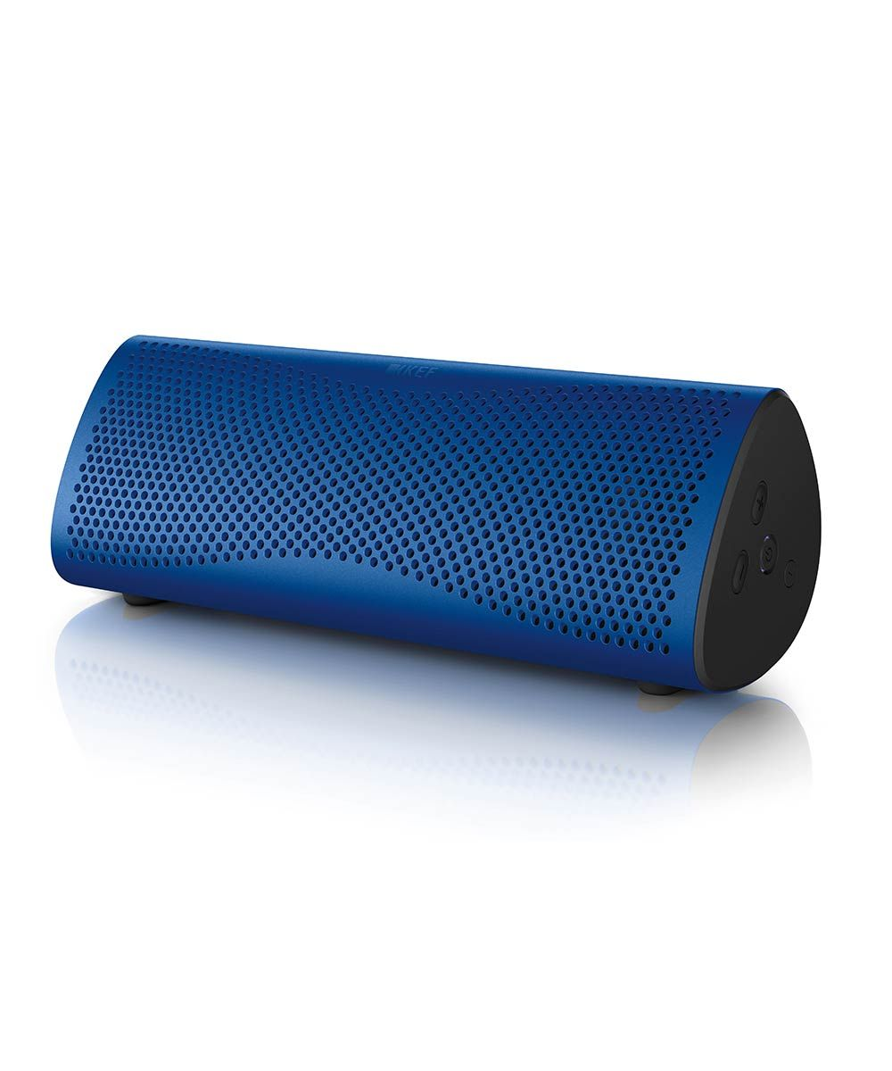 Muo Portable Bluetooth Speaker Racing Blue | KEFDirect