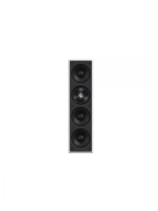 Ci4100QL Thin Bezel In-Wall Home Theater Speaker Front