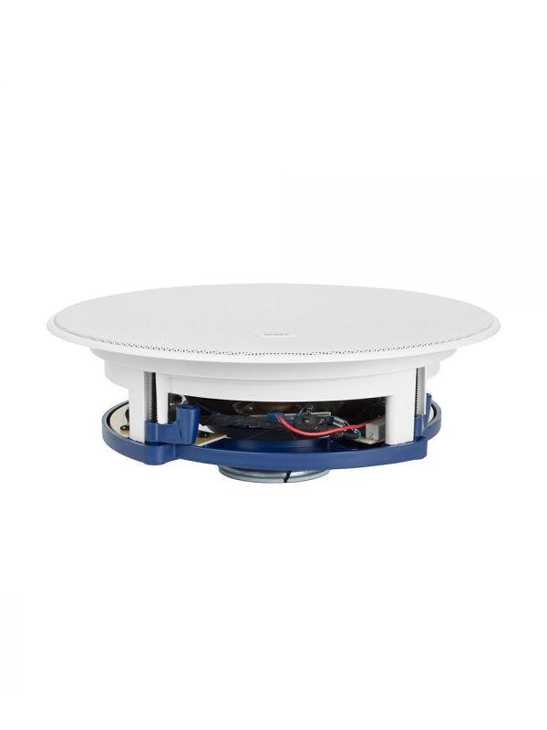 KEF Ci160.2CR Round In Wall/ Ceiling Speaker Side Side