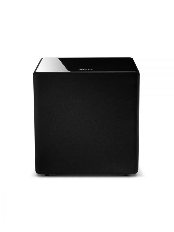 KEF KUBE 12b Compact High Performance Subwoofer Front