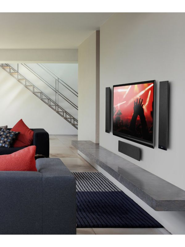 T305 UltraThin System on Wall