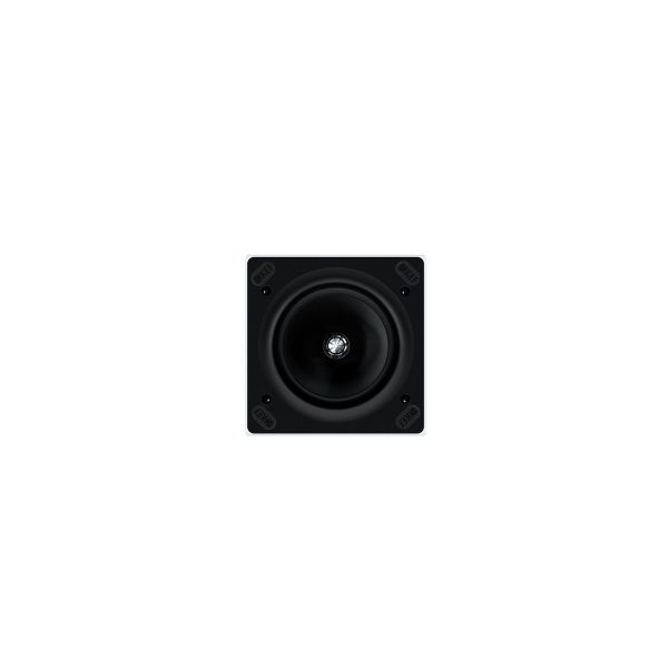 Ci100QS Small In-Ceiling/Wall Square Loudspeaker, Soundlight Series