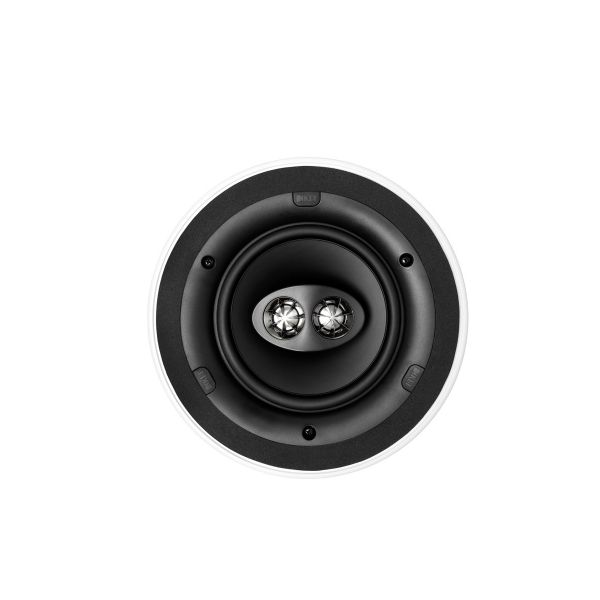 Ci160CRds Dual Stereo Ultra-Thin Bezel In-Ceiling Loudspeaker Front
