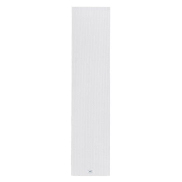 KEF Ci5160REF-THX In Wall Home Theater Speaker White Grille Front