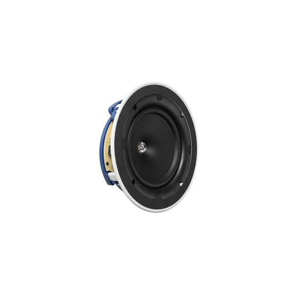 KEF Ci160.2CR Round In Wall/ Ceiling Speaker Side Front