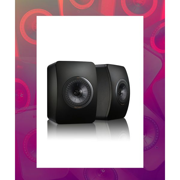 KEF LS50 Black Edition Holiday Sale, Black Friday, Christmas promotion!