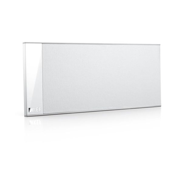 KEF T101c Center Channel Speakers White