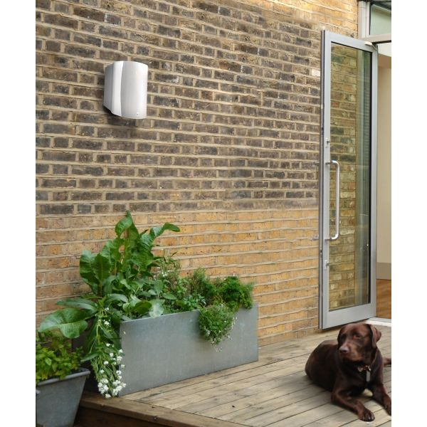 KEF Ventura 6 Outdoor All-Weather Speaker Pair On Wall
