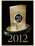 KEF BLADE Best of the Best Award 2012 Robb Report