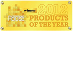 Electronics House Products of the Year 2012 (Loudspeakers and Subwoofers)