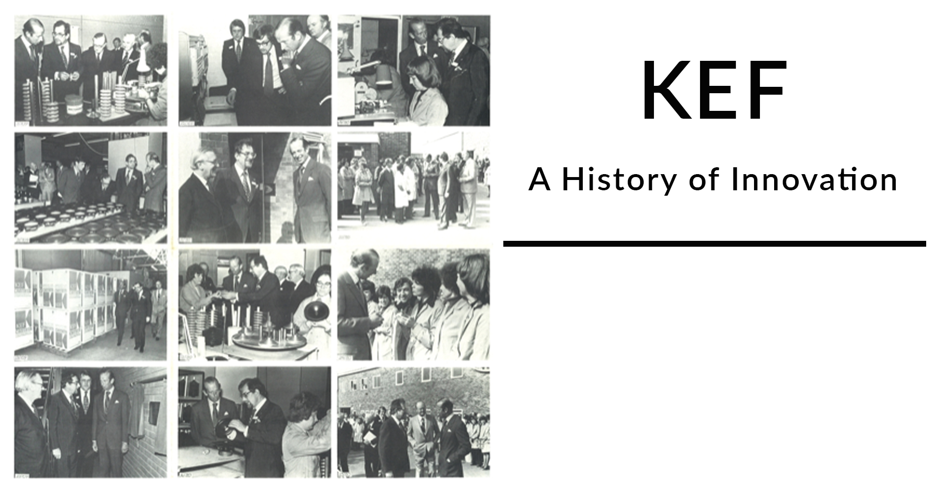 KEF Enters the Digital Age - In 1969