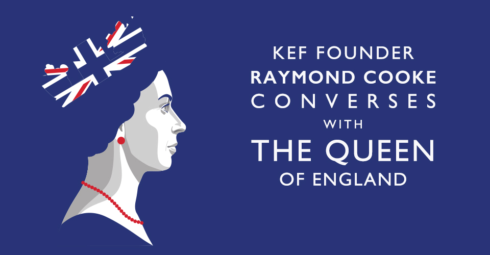 Raymond Cooke's Conversation With Queen Elizabeth II