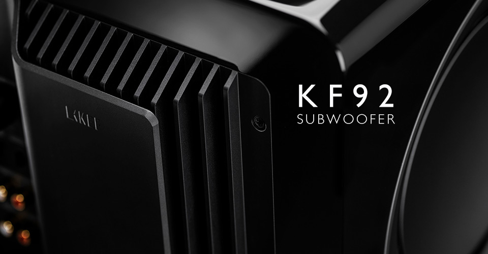 The KF92 Subwoofer Goes to Eleven