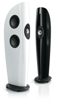 KEF BLADE TWO Cutting-Edge Speaker Design: Blade Two