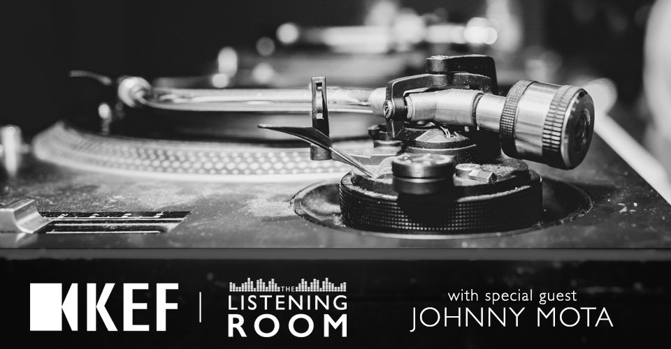 Turning the Table on rAVe Pubs Johnny Mota As He Stops By The Listening Room