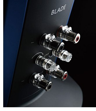 KEF Blade & Blade TWO are hand built with extreme attention to detail.