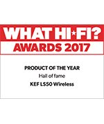 Review & Hall of Fame Award What Hi*Fi? KEF LS50 Wireless