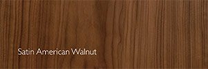KEF Reference 1 Satin Walnut Finish