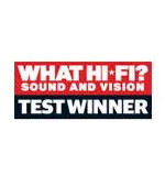 What Hi-Fi? Sound & Vision Test Winner LS50 Mini Monitor Speaker Pair