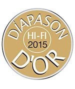 DIAPOSON D'OR 2015 Award KEF REFERENCE 3