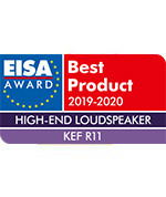 EISA Best Product-High End Loudspeaker KEF R11