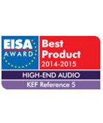 EISA Award KEF Reference 5