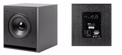 C4 Home Theater Subwoofer | KEF Direct